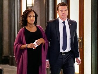 Scott Foley Talks About The End Of 'Scandal,' Jokes That He's Not Sure If Shonda Rhimes Even Knows What Happens In The Finale!