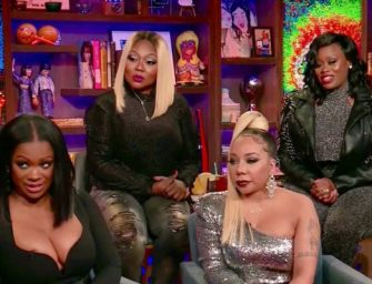 BREAKING UP AGAIN?!? Andy Cohen Gets Xscape to Reveal They Are Recording New Material…….Without Kandi (3 VIDEO CLIPS)