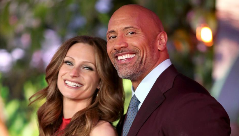 Dwayne 'The Rock' Johnson And His Girlfriend Announce Second Pregnancy, Show Off Baby Bump At Jumanji Red Carpet! (PHOTOS)