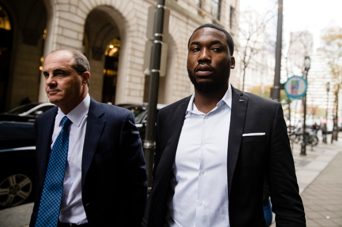 Meek Mill Denied Bail, But His Legal Team Will Continue To Fight For His Freedom, Plan To Immediately Appeal!