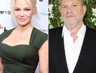 """Pamela Anderson Has No Filter, Says Harvey Weinstein's Accusers Knew What They Were """"Getting Into"""""""