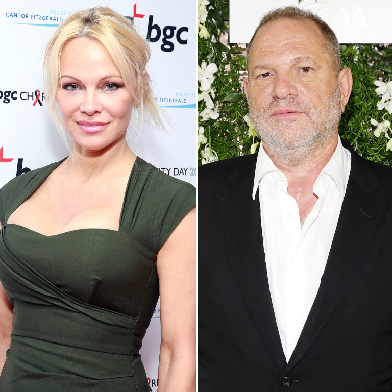 "Pamela Anderson Has No Filter, Says Harvey Weinstein's Accusers Knew What They Were ""Getting Into"""