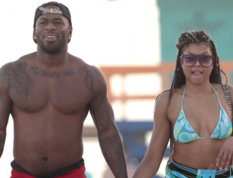 Taraji P. Henson Finally Confirms She's Been Dating Kelvin Hayden For Two Years, Get The Details Inside