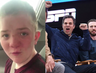 Snoop Dogg, Chris Evans, Millie Bobby Brown, And Several Other Stars Show Support For Keaton Jones After His Emotional Video About Bullying Goes Viral (VIDEO)