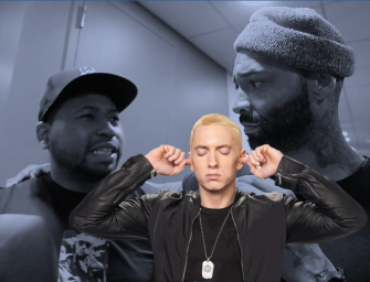 "WATCH: Joe Budden and DJ Akademiks Slam Eminem's New Song 'Untouchable"".  ""This is the worse song I ever heard"" and Lots of Fans Are Agreeing. Is Eminem Trash Now? (Clip and Full Video)"
